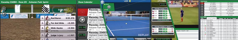 Virtual Sports At bet9ja