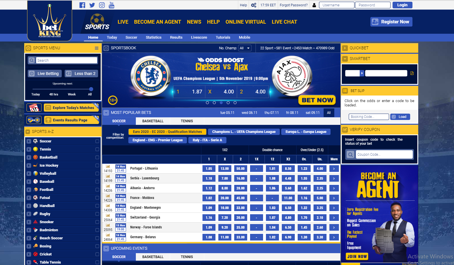 BetKing Nigeria Sports Betting Review March 2021