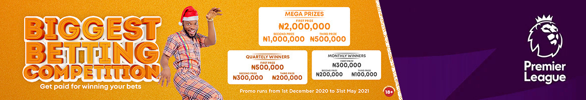 biggest betting competition with premier league betting on merrybet