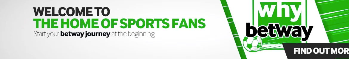 betway, home of the sports fans